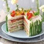 Le gâteau tartines
