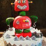 Robot vintage