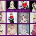 Wedding Cake By Gat-Ooh