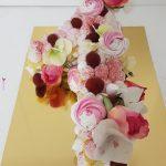 nouveauté toutes en fraîcheur et en couleur, les number cakes